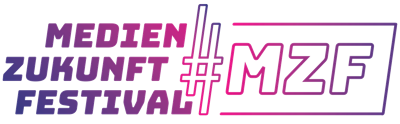 Medien Zukunft Festival: Logo